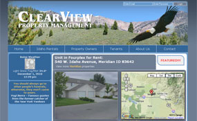 ClearView Property Management – Boise