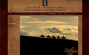 Photographer of the West – David Stoecklein