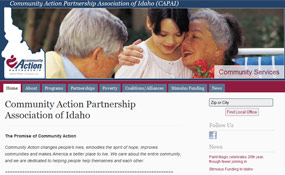 Community Action Partnership of Idaho (CAPAI)