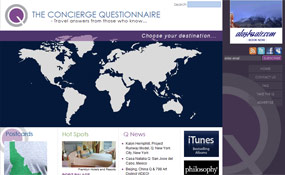 Concierge Q Travel Magazine
