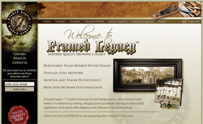 Quality Framed Art - Framed Legacy