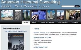 Adamson Historical Consulting